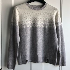 PURE Collection 100% cashmere crew neck sweater